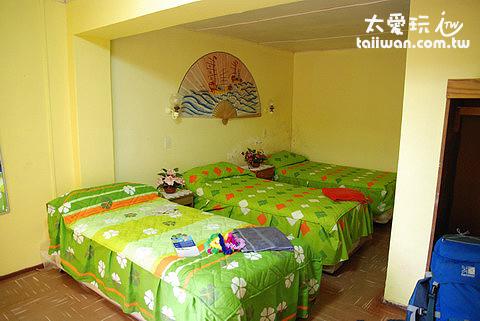 Ana Rupu Guset House3人房