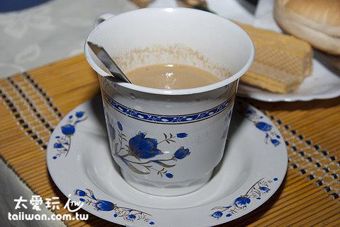 Ana Rupu Guset House早餐茶