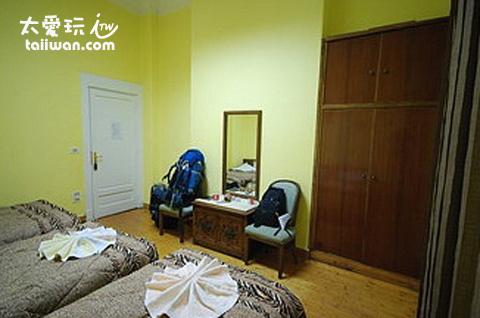 Brothers Hostel房間的乾淨度非常令人讚賞
