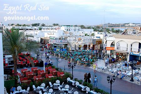三謝客(Sharm El-Sheikh)是全埃及最豪華的度假勝地