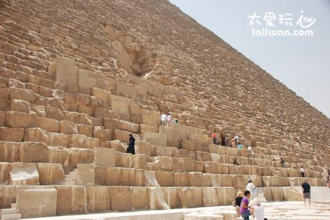 巨大的金字塔