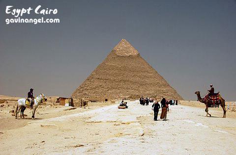 哈佛瑞(Khafre)金字塔
