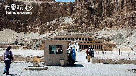 哈茲普蘇特女王神殿