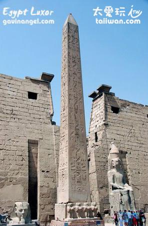 路克索神殿方尖碑