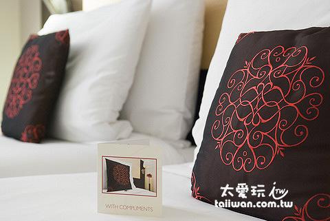 BEST WESTERN Premier 是西佳這個品牌最高級的飯店