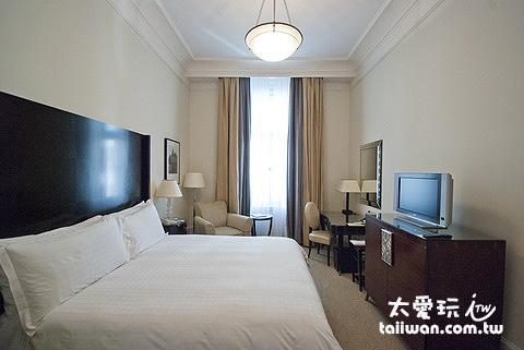 布達佩斯格雷沙姆宮四季飯店房間