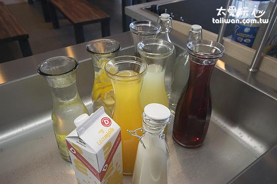 克夫拉威克卡夫住宿加早餐旅館免費飲料