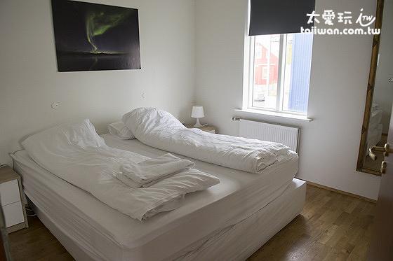 米卡薩公寓- Downtown Akureyri雙人床房