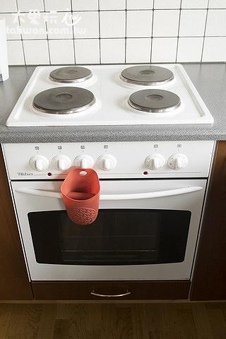 米卡薩公寓- Downtown Akureyri爐子及烤箱