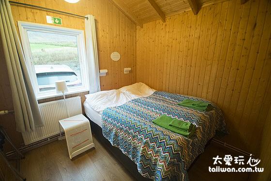 希爾瓦度假屋的雙人床房