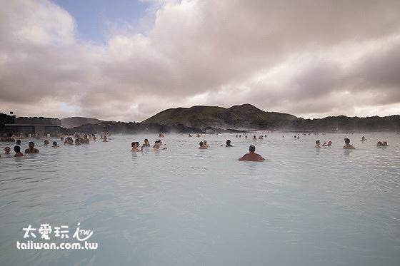 藍湖Blue Lagoon是冰島必走的行程