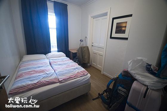 安德烈旅館小型雙人房