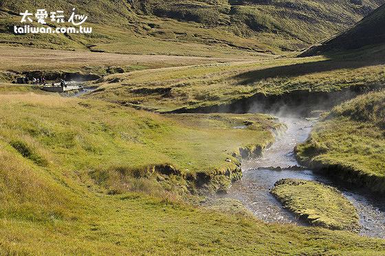 我非常推薦這條野溪溫泉