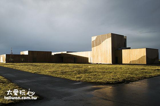 熔岩博物館Lava Center