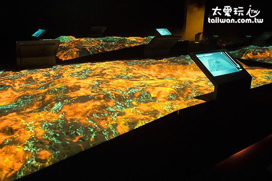 火山學簡介廳是我最愛的展廳