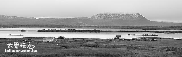 米湖Mývatn