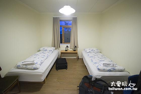 Guesthouse Stöng斯通小屋旅館雙床房
