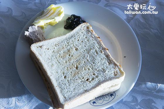 早餐吐司麵包
