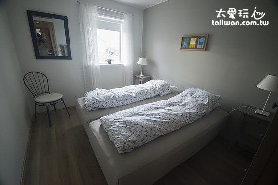 Stella Rósa apartment3房公寓的單床雙人房