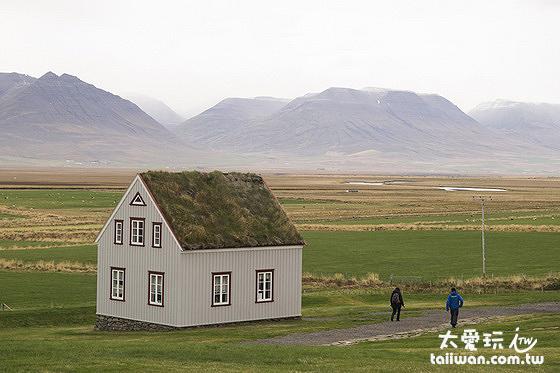 木造房屋是19世紀中葉後引進冰島