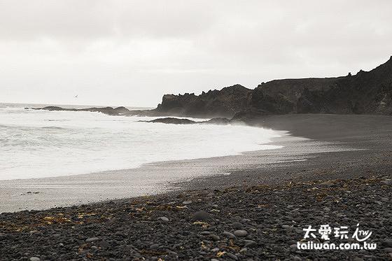 斯奈山半島空氣中瀰漫著壯闊、蒼茫與孤寂的滋味