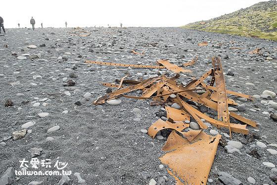 Dritvík - Djúpalónssandur 黑沙灘的沉船殘骸
