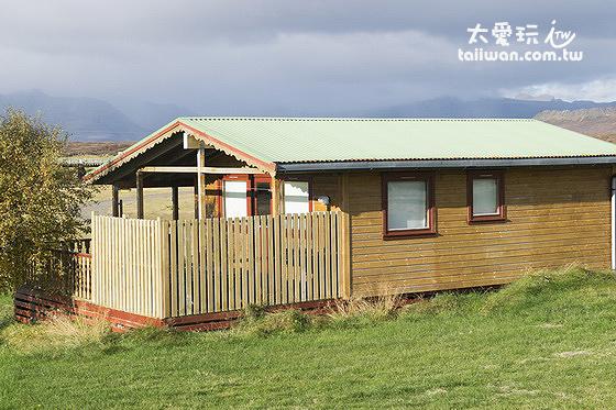 斯諾拉斯塔迪爾農家樂小木屋