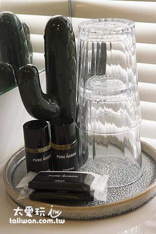 Hotel Hella赫拉酒店浴室備品