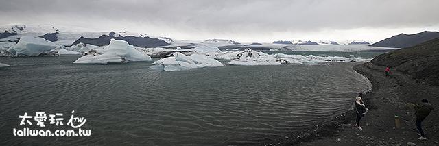 傑古沙龍冰河湖Jökulsárlón Glacier Lagoon