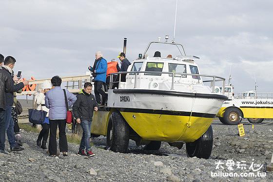 水陸兩用鴨子船