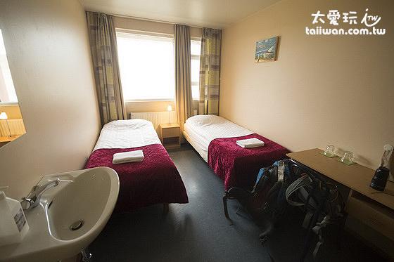 維特賽庫爾酒店雙床房