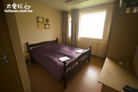 維特賽庫爾酒店雙人房