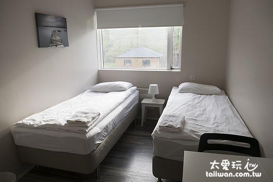維德哈菲德旅館山景雙床房