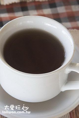 阿比安棚屋酒店Abian Huts早餐咖啡