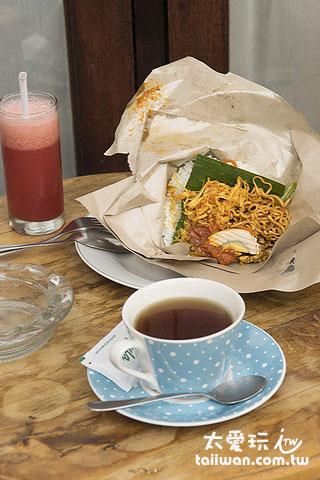 Wana Kubu民宿椰漿飯