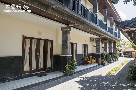 Surya Inn民宿房間