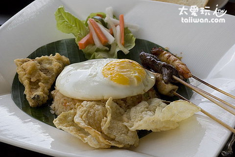 阿雅娜度假酒店Dava Restaurant早餐