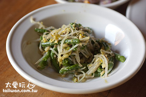 四季豆蔬菜