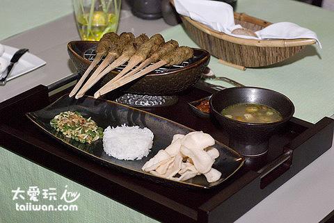 傳統印尼菜