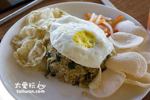 金巴蘭灣四季酒店單點式早餐