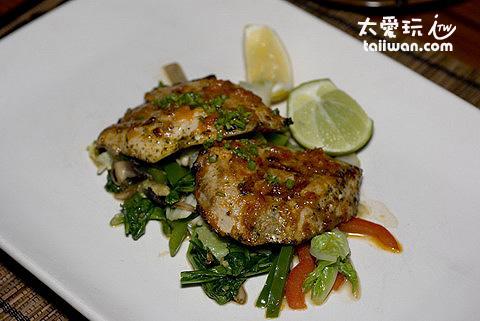 金巴蘭灣四季酒店TJ's餐廳