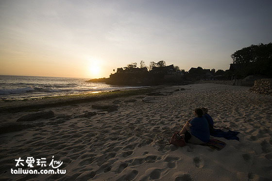 Sandy Bay日落
