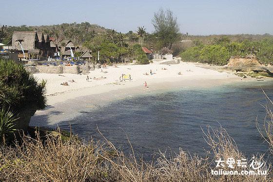 Dream Baech夢幻海灘據說是峇里島最美的海灘之一