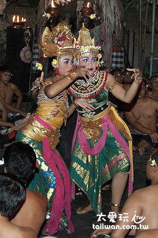 羅摩(Rama)與媳妲(Sita)