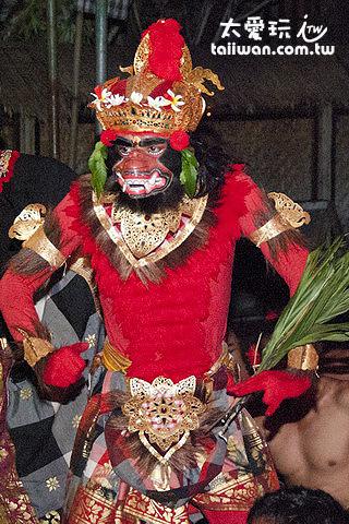 猴王蘇貴瓦(Sugriwa)