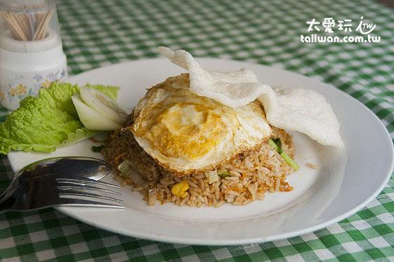 NASI GORENG(發音:納西溝凌)印尼炒飯