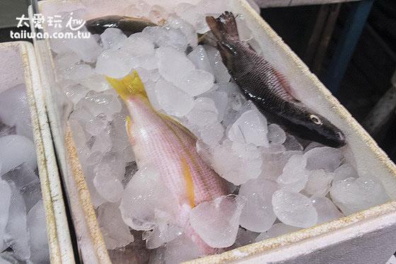 Warung 24/7的海鮮 - 鮮魚