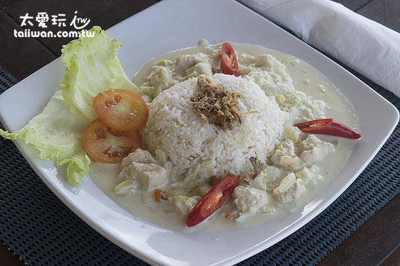 Warung Putu咖哩飯