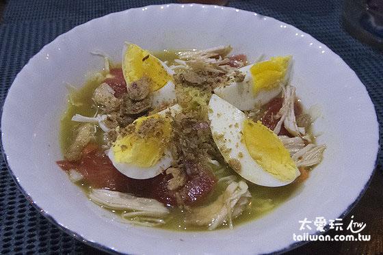 Warung Putu Soto Ayam