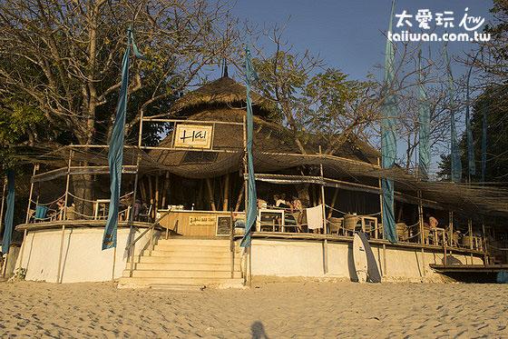 Hai Bar & Grill是蓝梦岛上很有名气的餐厅